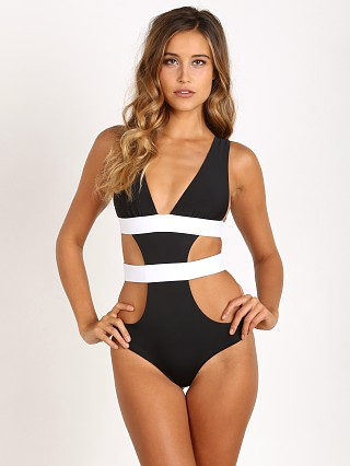 Ellejay Amores One Piece Black/White