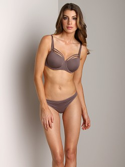 Marlies Dekkers Dame De Paris Padded Balcony Bra Sparrow