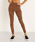 Varley Century Legging Clay Zebra, view 2