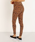 Varley Century Legging Clay Zebra, view 4