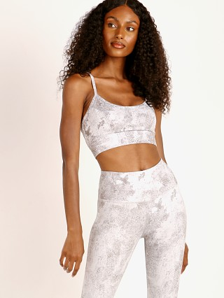 Complete the look: Varley Irena Sports Bra Cracked Stone