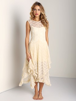 Free People French Court Slip Tea