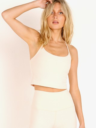 Beyond Yoga Spacedye Slim Cropped Tank Pink Blush