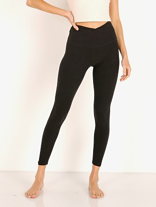 Beyond Yoga Spacedye At Your Leisure High Waisted Legging Black