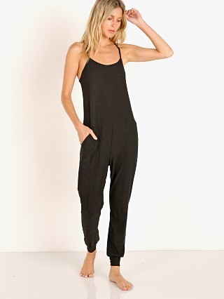Beyond Yoga Romp Around Jumpsuit Featherweight Darkest Night