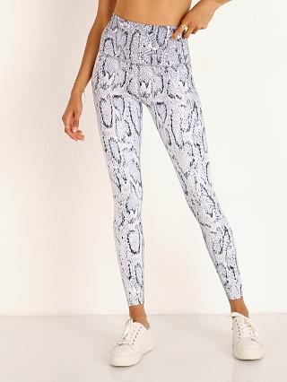 Beyond Yoga Ombre Snake High Waisted Midi Legging