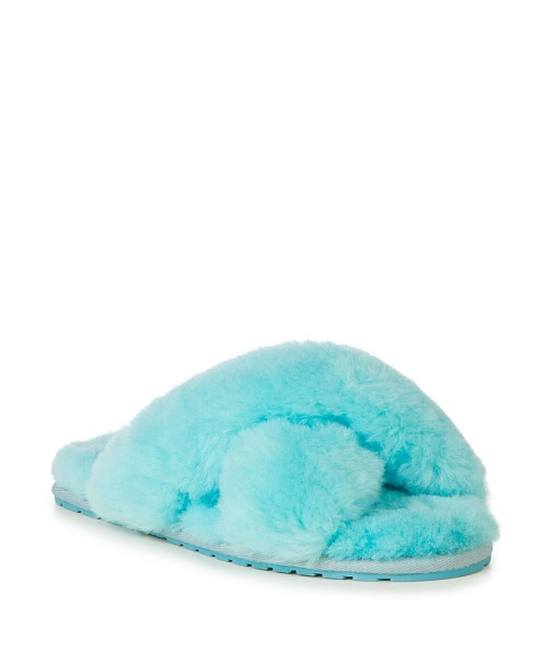 EMU Australia Mayberry Slipper Aqua