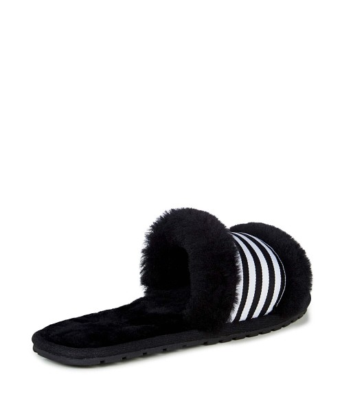 EMU Australia Wrenlette Slipper Black