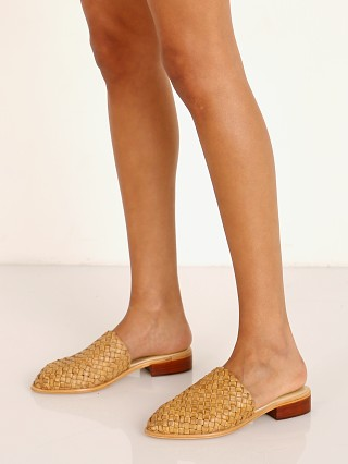 Matisse Minx Slide Tan