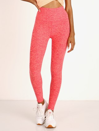 Beyond Yoga Spacedye High Waisted Midi Legging Raspberry Peach F