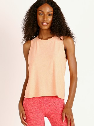 Beyond Yoga Balanced Muscle Tank Sweet Peach