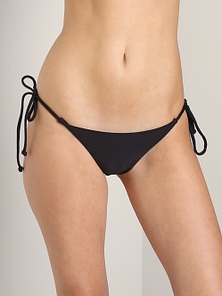 Mikoh Venice Tie Side Bikini Bottom Night