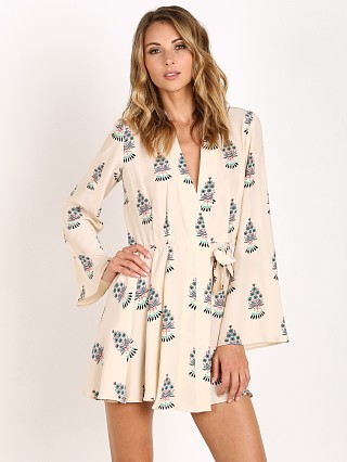 Stone Cold Fox Hamlet Dress Ivory Fleur