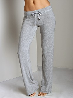 Juicy Couture Modal With Lace Pant Heather