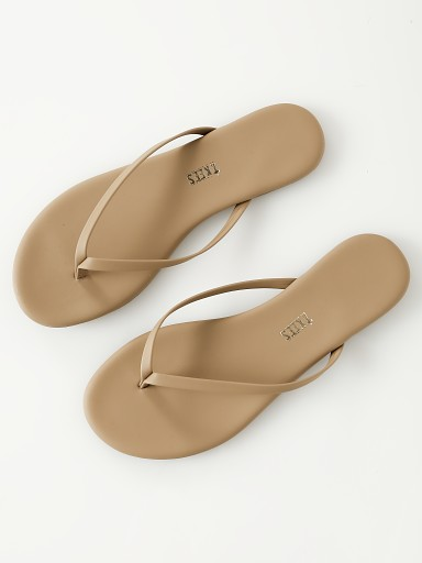 Tkees Lily Sandal Matte Nude