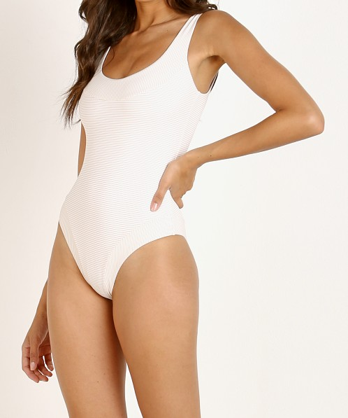 Zulu & Zephyr Canary One Piece White