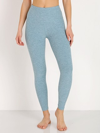Beyond Yoga Spacedye Midi High Waisted Legging Blue