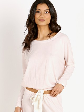 Complete the look: Eberjey Heather Slouchy Tee Rosewater