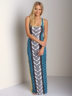 Mara Hoffman Luau Tank Dress