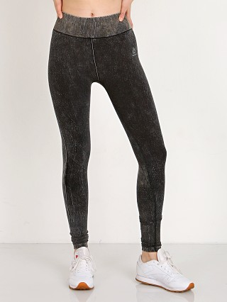 Reebok Washed Seamless Tight Black
