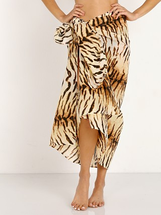 Complete the look: Acacia Kuau Sarong Tiger