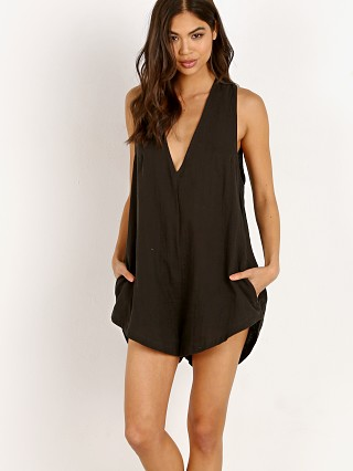 Acacia Haiku Jumpsuit Black Beauty