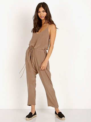 Acacia Copacabana Jumpsuit Cement