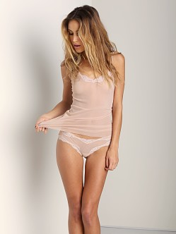 Only Hearts Tulle Cami Nude