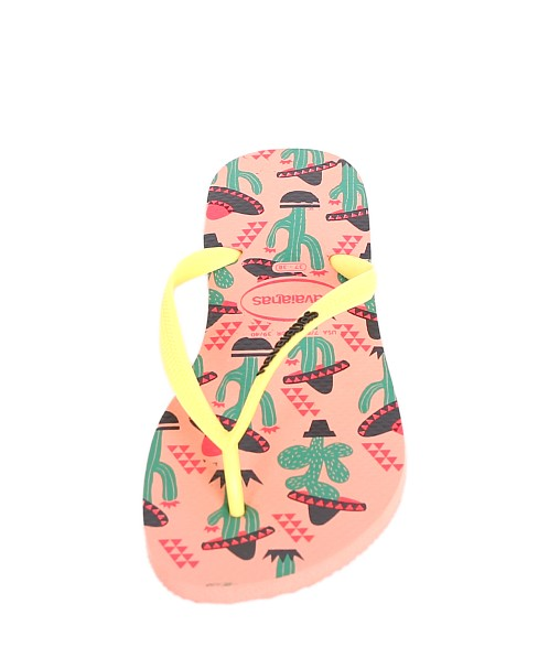 8e8f42e3d Havaianas Slim Cool Cactus Light Pink 4119872 - Free Shipping at Largo Drive