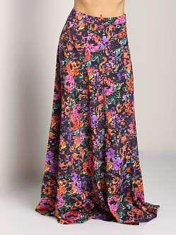 Show Me Your Mumu Princess Ariel Skirt Flower Pop