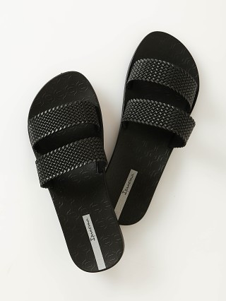 Ipanema City Sandal Black