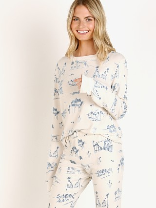 All Things Fabulous Sketchy LA Cozy Jumper Lace