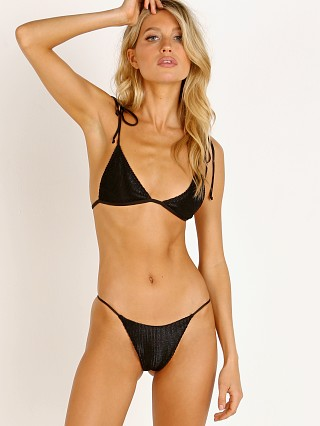 Complete the look: Frankie's Bikinis Firefly Bikini Top Black