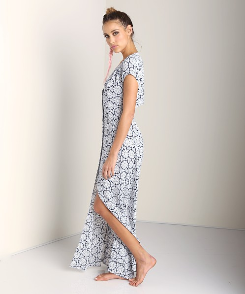 Flynn Skye Eterie Dress Navy Gypsy
