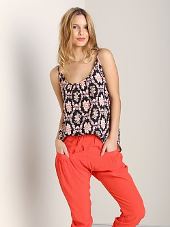 Flynn Skye Scoop Tank Asian Blossom