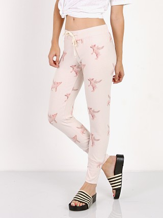 All Things Fabulous Pigs Can Fly Skinny Sweats