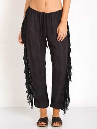 Complete the look: Indah Bohdi Drawstring Pant Slate Snake