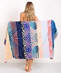 90c23a2c67 Mara Hoffman Peacocks Towel Green S612084740 - Free Shipping at ...