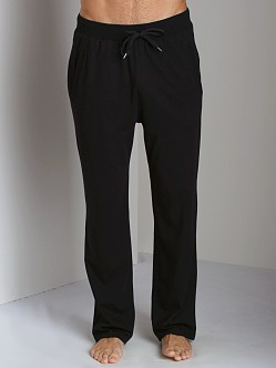 Hugo Boss 100% Cotton Lounge Pants Black