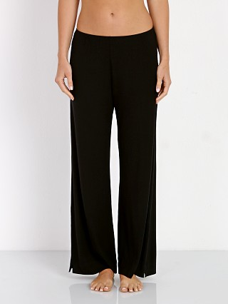 Only Hearts Wide Leg Pants Black