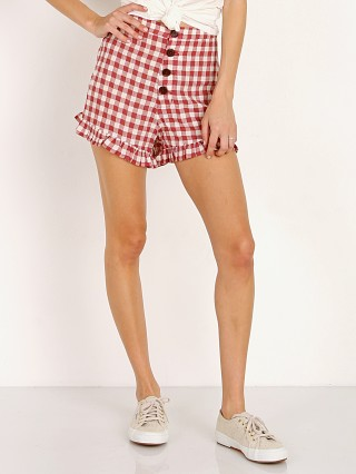 You may also like: Capulet Cecile Short Jam Gingham