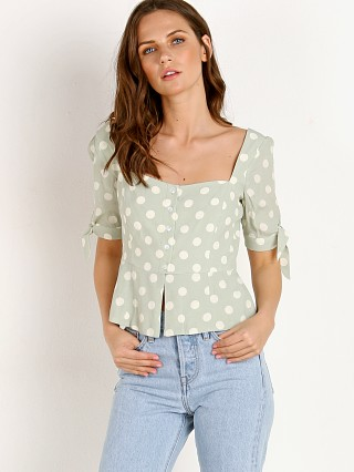 You may also like: Capulet Lila Blouse Polka Dot