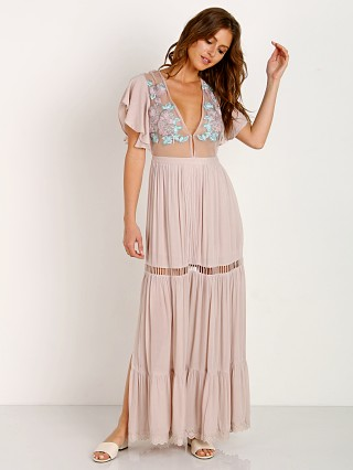 Cleobella Amery Maxi Dress Lilac