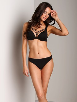 Marlies Dekkers Triangle Thong Black