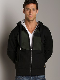 G-Star Parkin Hooded Vest Black