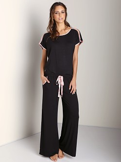 Fleur't All of Me Pants Black/Blush