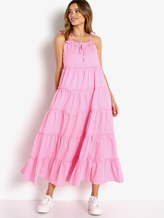 Charlie Holiday Senorita Maxi Dress Bubblegum