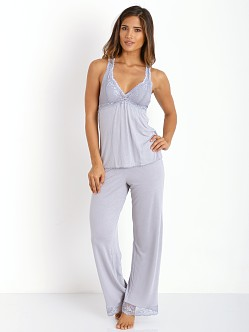 Eberjey Colette Pant Blue Shadow