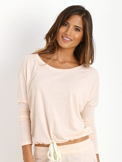 Eberjey Heather Slouchy Tee Shell