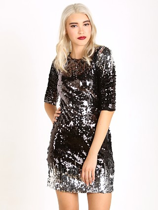 BB Dakota Elise Sequin Dress Multi